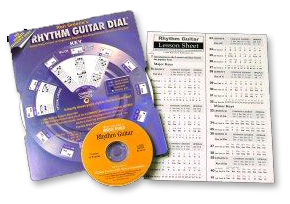 Rhythm guitar dial package