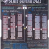 slide guitar music chart
